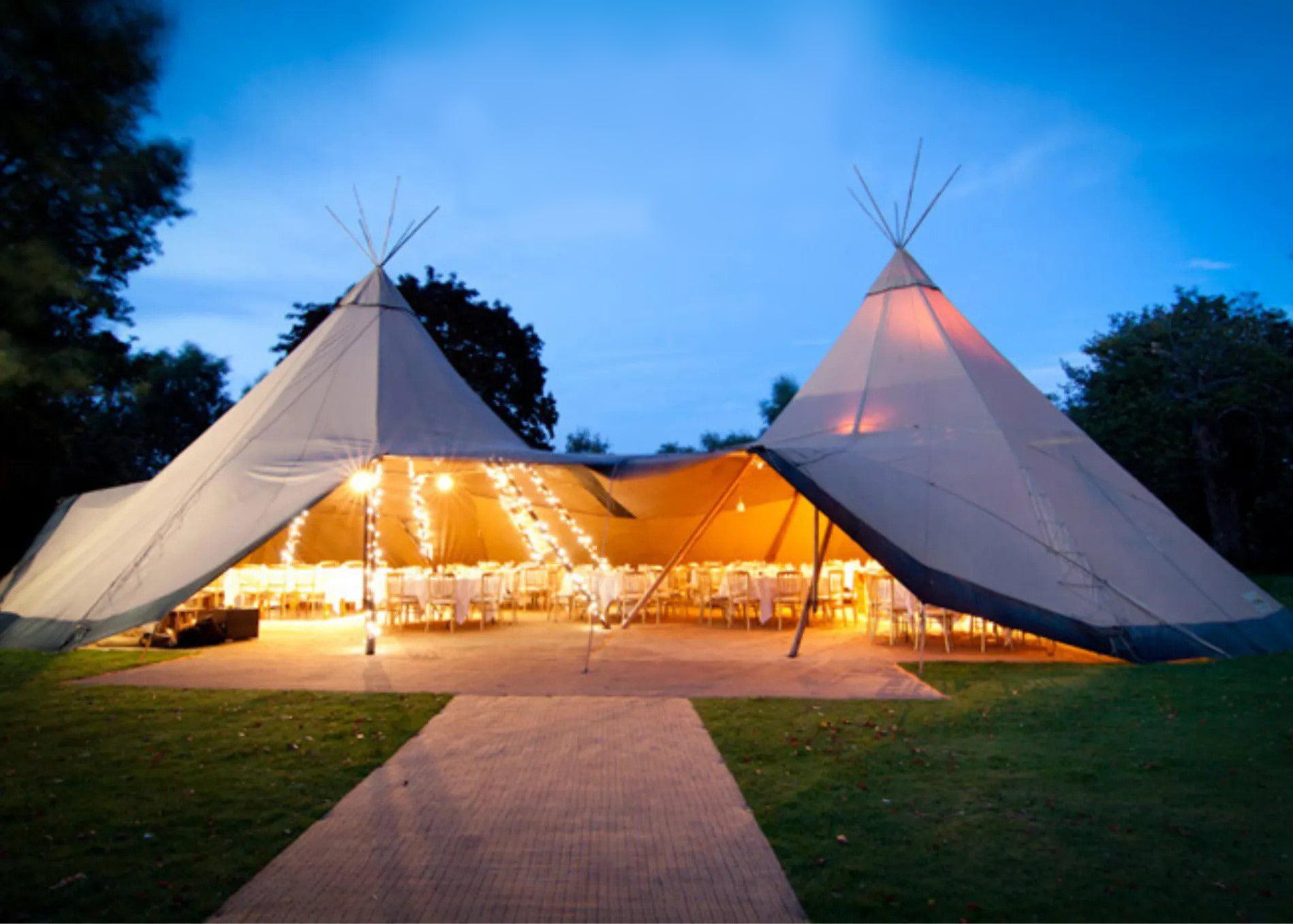 Tipi Tent Hire Essex