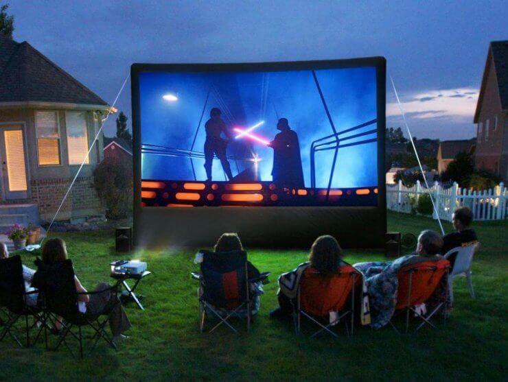 Inflatable Cinema Essex