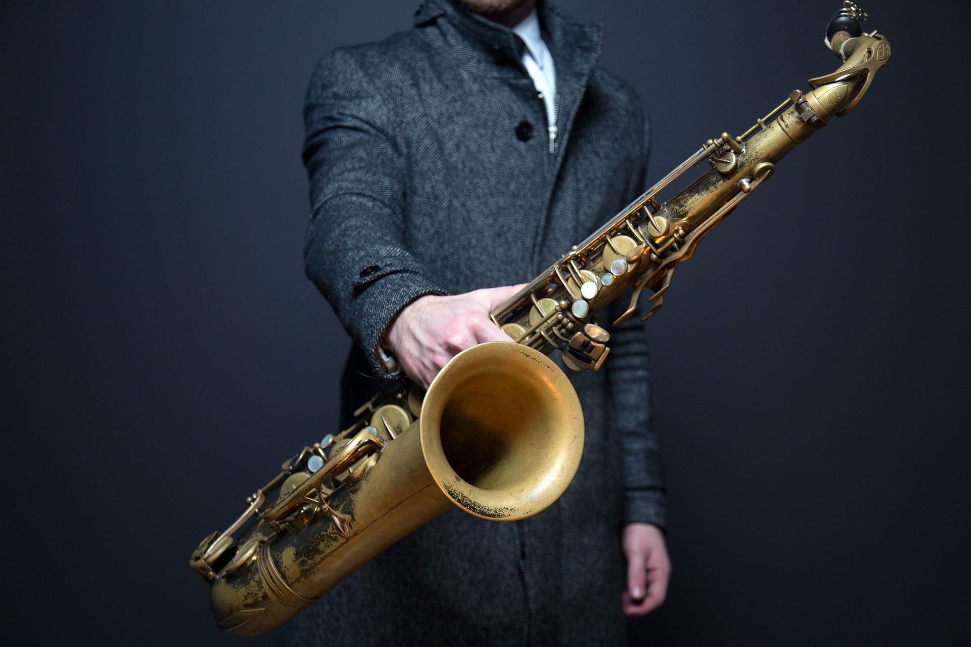 Sax Player Essex