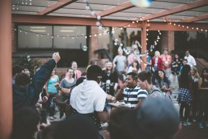Organising your event